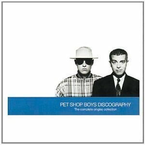 Pet Shop Boys - Discography (The Complete Singles Collection, 2003) CD