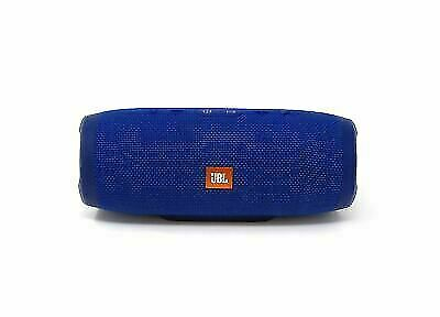 Brand New JBL Charge 3 Portable Bluetooth Speaker - Blue