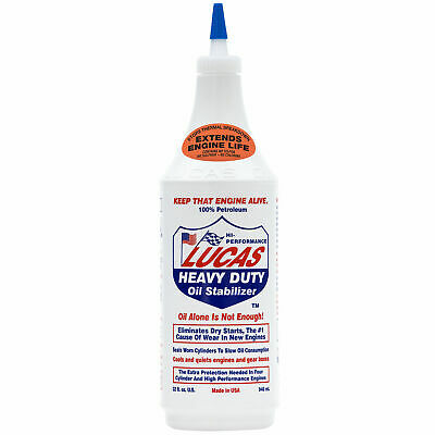 Lucas Oil Heavy Duty Oil Stabilizer 1 Quart (0.946L)