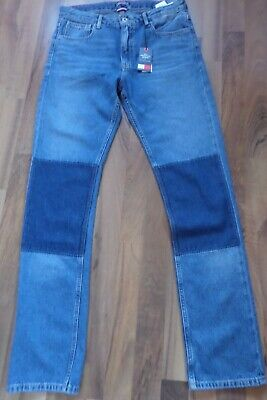 TOMMY HILFIGER BOY JEANS - RANDY RELAXED NARI-W32/L33 teens style new