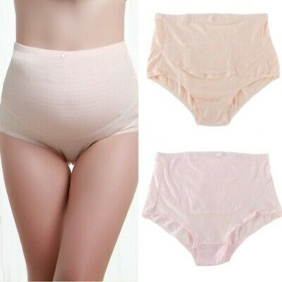 Pregnant Women Tummy Support Brief Knicker Elastic Maternity Panties Underwear