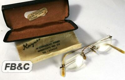 1940/50s Rayner Ladies Glasses in Case - Harrowgate