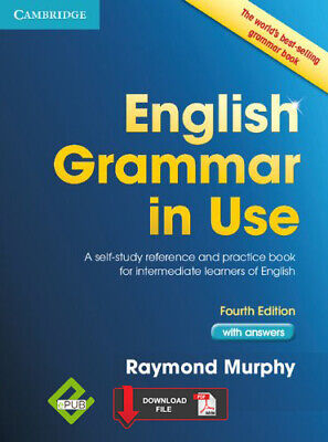 English Grammar in Use with Answers : A Self-Study Reference ⚡ PDF,EPUB ⚡