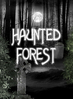 Haunted Forest Perfume Oil Ancient Trees Moss Roots Rain Old Graves Halloween