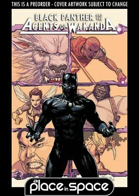(Wk38) Black Panther And Agents Of Wakanda #1B - Yu Variant - Preorder 18Th Sep