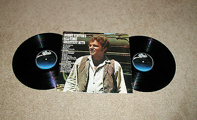Bobby Vinton All Time Greatest Hits 2Lp Records Vg+