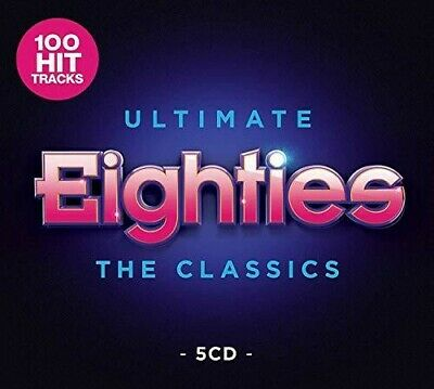 Various Artists - Ultimate 80S: The Classics / Various [New CD] UK - Import