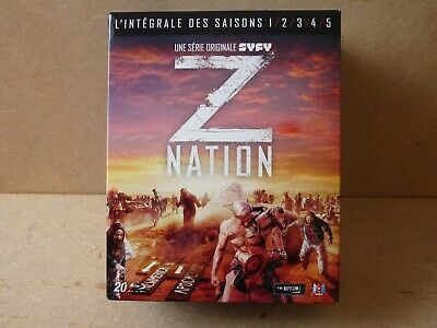 Coffret Integrale Blu-Ray - Z Nation - Saison 1.2.3.4.5