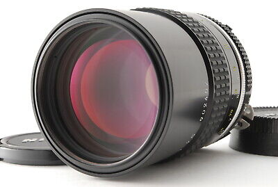 [Appearance MINT] Nikon AI Nikkor 135mm F/2.8 Telephoto MF Lens From Japan
