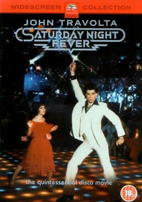 Saturday Night Fever (DVD / John Travolta / John Badham 1977)