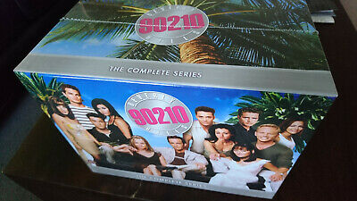 Beverly Hills 90210: The Complete Series 1-10 Box Set | New | Region 2 DVD