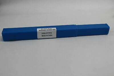 NEW S18S-STFPR16 Indexable Boring Bar (1021-1018) Tool Holding Metalworks