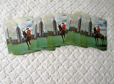 Vintage Jockey on a Horse Playing Cards!