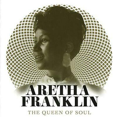 The Queen Of Soul, Aretha Franklin, Audio CD, New, FREE & FAST Delivery