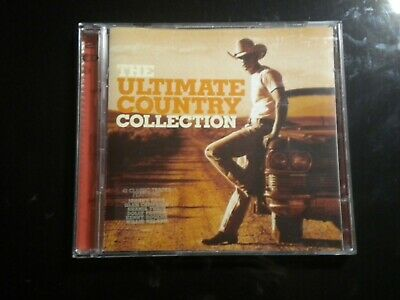 The Ultimate Country Collection - Various Artists - 42 Tracks - 2 CD's  Album