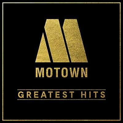 Various Artists-Motown Greatest Hits (UK IMPORT) CD NEW