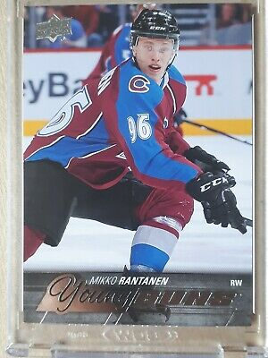 2015-16 Upper Deck- Mikko Rantanen Young Guns Rookie,  Sp Rc