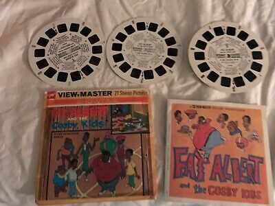 View-Master View Master Reels Fat Albert And The Cosby Kids