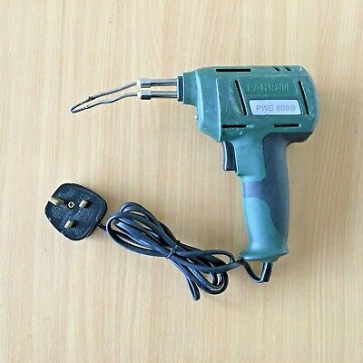 Parkside Soldering Iron 180 watt 240v - WARMS UP SUPER FAST Good Condition