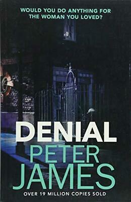 Denial by James, Peter, Paperback Used Book, Acceptable, FREE & Fast Delivery