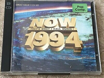 Now That's What I Call Music! 1994 (2 X CD ' Various Artists)