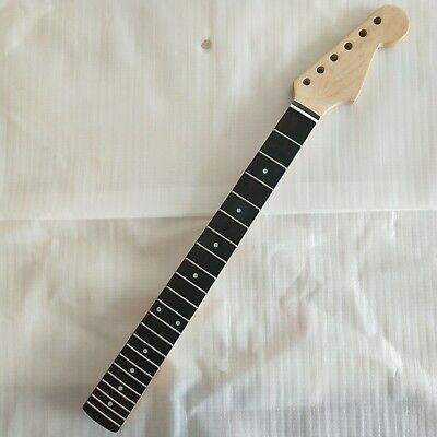 22 frets Maple Guitar Neck Rosewood Fingerboard for ST style Electric Guitar