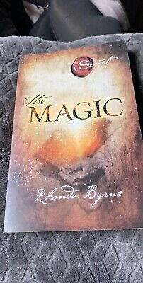 The Magic by Rhonda Byrne (Paperback, 2012) And The Book Of Spells