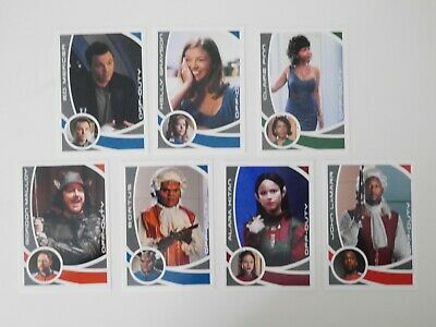 The ORVILLE Season 1 Complete OFF DUTY 7 Card Set