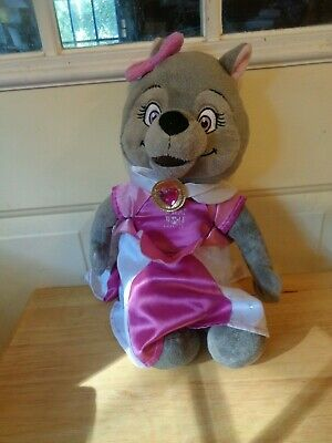 "Great Wolf Lodge 16"" Violet Girl Souvenir Gift Dress Plush Doll Figure Toy"