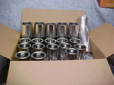 50 New Pint Paint Cans With Lids