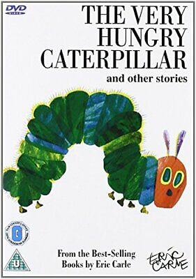 The Very Hungry Caterpillar and other stories by Eric Carle [DVD], Good, DVD, FR