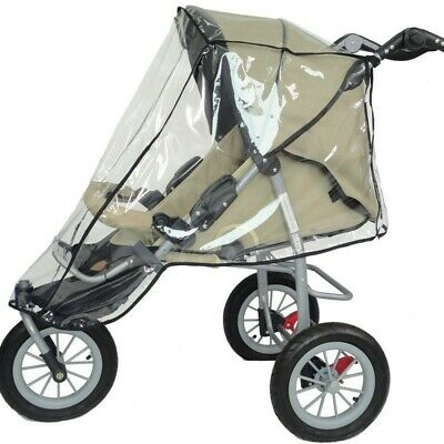 Universal Raincover Pushchair  Buggy Car Seat Stroller Pram Trolley Wind Cover