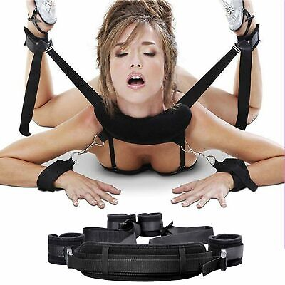 New Bondage beginners/Starter Kit/Pack Cuff Restraint Fetish Adult BDSM