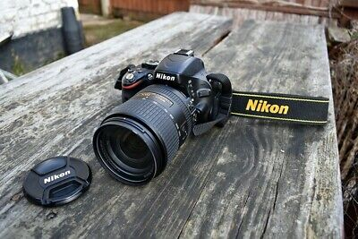 Nikon D5100 Body and AF-S DX NIKKOR 18-300mm f/3.5-6.3G ED VR Lens
