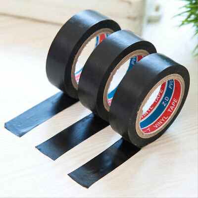 High Quality PVC Electricians Electrical Insulation Tape Black 20M Hot