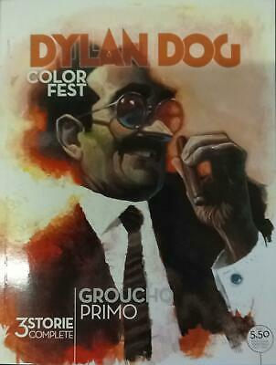 Dylan Dog COLOR FEST 30 - Groucho Primo - NUOVO