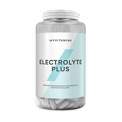 MyProtein Electrolytes Plus Tablets -Pack of 180