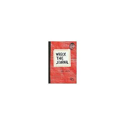 Wreck This Journal (red) Expanded Ed.: By Keri Smith