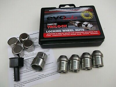 Mazda B- 2500 Locking Wheel Nuts WN57