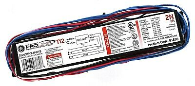 3-Pack 2-Lamp T12 120 to 277-Volt Electronic Ballast for Hi-Output 8 ft