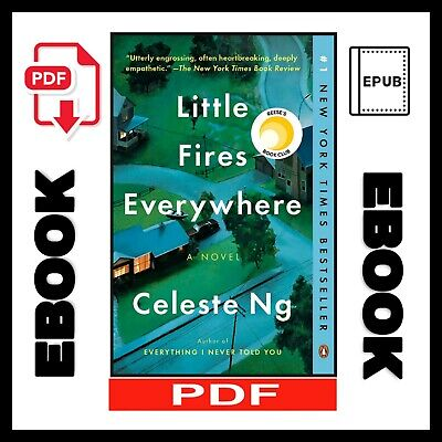 Little Fires Everywhere: A Novel by Celeste Ng ✔️[E-ß00K] ✔️🔥