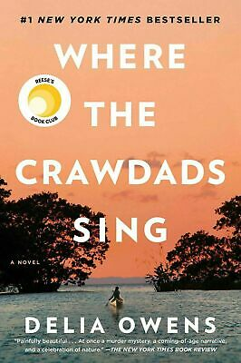 Where the Crawdads Sing By Delia Owens [  PDF, E-B00K ] FAST DELIVERY