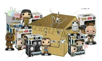 Funko POP! Star Wars - BUY 3 GET 1 FREE - Imperfect/Damage Boxes & Loose Figures