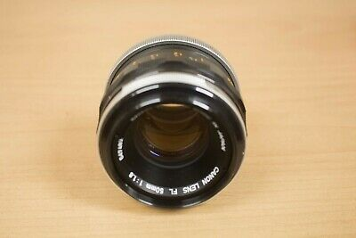Canon FL 1.8 50mm lens.  Great condition.
