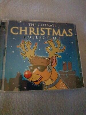 Various Artists : The Ultimate Christmas Collection CD. Very Good condition.