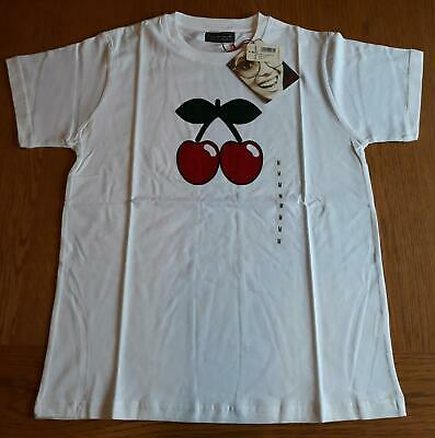 Bnwt Pacha Ibiza T-Shirt - Medium M White Ibiza Club Posters Dj Techno Music