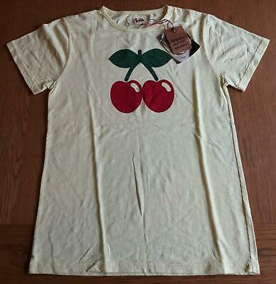 Bnwt Pacha Ibiza T-Shirt - Medium M Lemon Yellow Vintage Ibiza Club Posters Dj