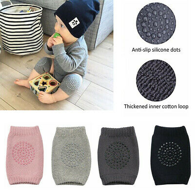 Unisex Infant Baby Crawling Cushion Knee Pads Safety Toddler Anti-slip Protector