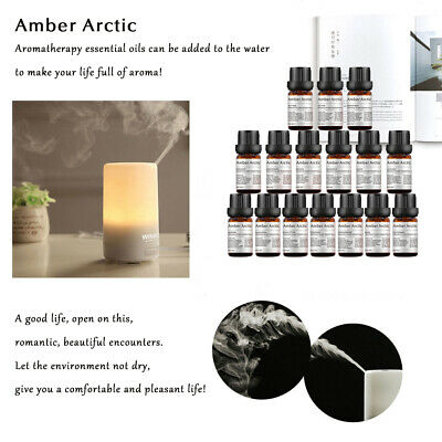 AMBER ARCTIC 100% Pure & Natural Essential Oils For Aroma  45 kind of fragrance