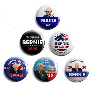 Bernie Sanders Campaign  Buttons (BERNIE-SE-AAA-ALL)